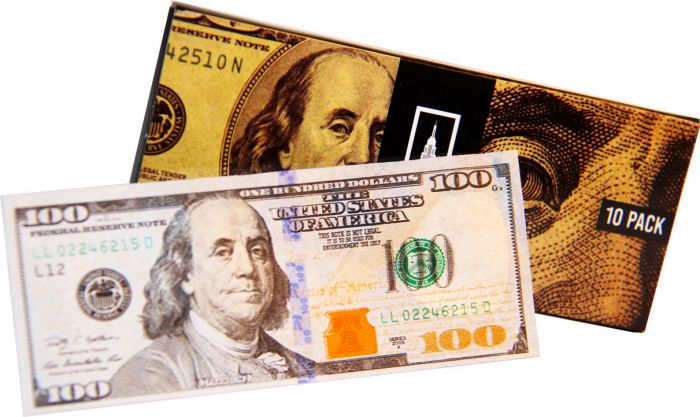 Empire 100 Dollars Bill Rolling Papers