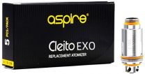 Aspire Cleito EXO Replacement Atomizer Coil  5 Packs Per Box