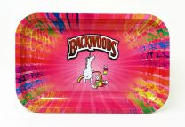 "Backwoods Rolling Tray Medium Size 11""x7"""