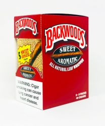 Backwooks Sweet Aromatic Leaf Wrapper