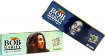 Bob Marley 1 1/4 Pure Hemp 50 Leaves Cigarette Papers