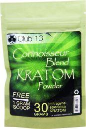 Connoisseur Blend Kratom Powder Club 13