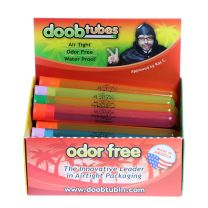 Doob Tubes Air Tight Odor Free Water Proof Containers Box Of 25