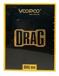 Drag Mini Vaporizer Kit Designed By Voopoo California
