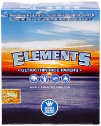 Elements Ultra Thin King Size Rice Papers