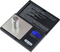 Fuzion FZ1000 Professional Digital Scale 6 Weighing Mods 0.1g