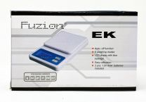 Fuzion EK 2000 Pocket Digital Scale
