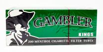 Gambler King Size Filter Tubes