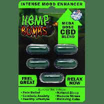 Hemp Bomb CBD Capsules