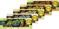 Hempire Pure Hemp Size 1 1/4 Rolling Paper 50 Leaves Pack