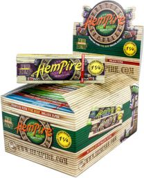 Hempire Pure Hemp Rolling Papers 1 1/4