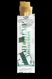 High Hemp  2 Filter Tips  2 Herbal Wraps