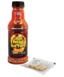 High Voltage Detox Tropical Orange 16oz Bottle