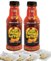 High Voltage Detox Permanent 5 Day Fluch Tropical Orange 2-16oz