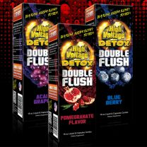 High Voltage Double Flush Multiple Flavors