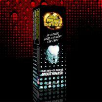 High Voltage Saliva Cleanse Mouthwash 2 oz bottle