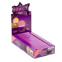Juicy Jay's Grape Flavored 1 1/4 Rolling Papers