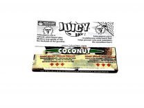 Juicy Jay's Coconut Flavored 1 1/4 Hemp Rolling Papers Pack