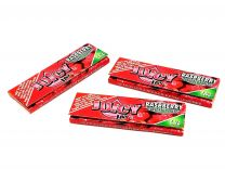 Juicy Jay's Pure Hemp Raspberry Flavored Rolling Papers Pack