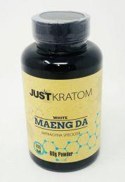 Just Kratom 60 G Powder white Maeng Da