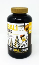 Bumble Bee Kratom Bali Gold Herbal Supplement 500 Caps