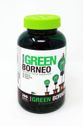 Bumble Bee Kratom Green Borneo All-Natural Herbal Supplement 300 Capsules Each 500mg