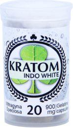 Kratom Indo White 20mg 900mg