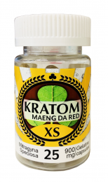 Kratom Club 13 Maeng Da Red XS