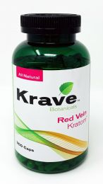 Krave Botanical Red Vein