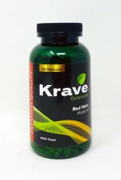 Krave Botanicals Red Hulu 300 Caps