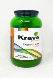 Krave Botanicals Trainwreck Kratom 1000 Gram Powder