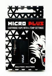 Micro Plus Cartridge Vape With 4 Temp Settings