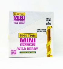 MINI Cigarillos Wild Berry Blunt