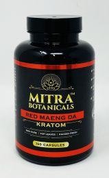 Mitra Botanicals Red Maeng Da Kratom 150 Caps