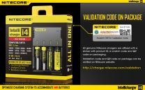Nitecore Intellicharger New i4 Universal Smart Battery Charger