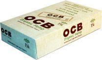 OCB Organic Hemp 1 1/4 Unbleached Cigarette Papers