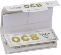 OCB Sophistique 1 1/4 Cigarette Rolling Papers + Tips Pack
