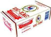 Zig Zag Kutcorners Slow Burning Super Thin Gummed Cigar Papers