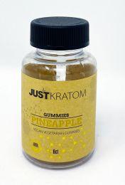 Just Kratom Gummies Pineapple 6ct