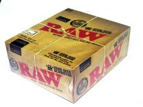 RAW Classic King Size Supreme Natural Unrefined Rolling Papers