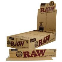 Raw Supernatural 12 Inches Extra Long Rolling Paper Box