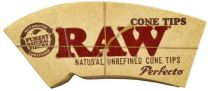 RAW Perfecto Natural Unrefined Cone Tips
