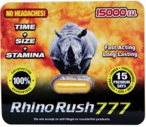 Rhino Rush 777 Male Sexual Enhancement Pill