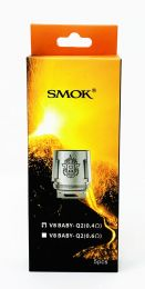 Smok V8 Baby-Q2 0.4ohm Dual Core Replacement Coils 5 PCs Pack