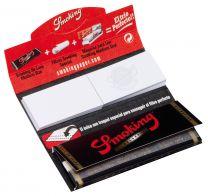 Smoking Deluxe Rolling Papers , El Unico Con Troquel Especial Para Conseguir El Filtro Perfecto
