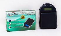 Weigh Max Digital Pocket Scale EX-750C x 0.1g