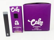 Cake WhiteDelta 8 Disposable Device