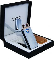 Zico Arc-04 USB Windproof Electric Steel Lighter