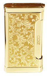 Gold Credit Suisse Windproof Lighter