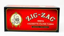 Zig-Zag Cigarette Filter Tubes 200 Count